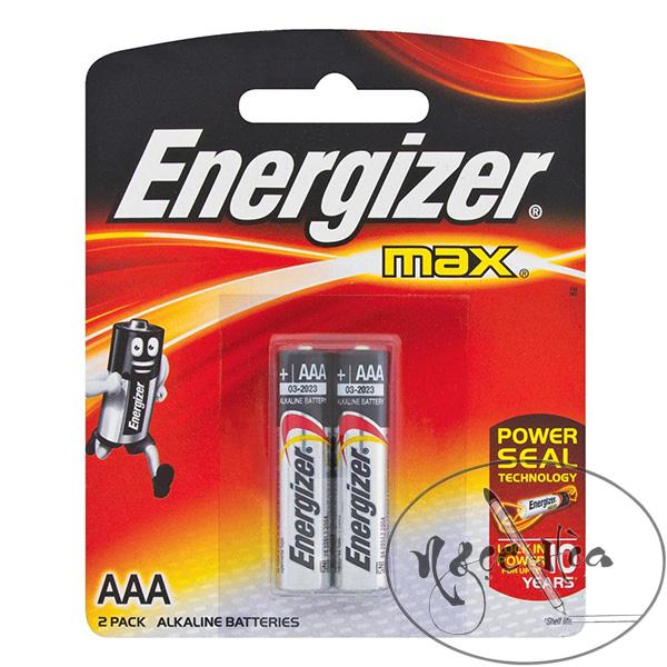 Pin Energizer 3A