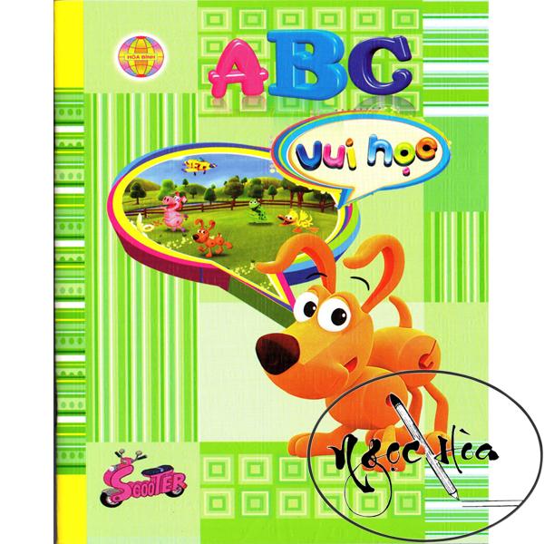 Tập ABC 100 trang