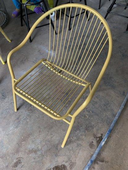 Xi mạ bàn ghế