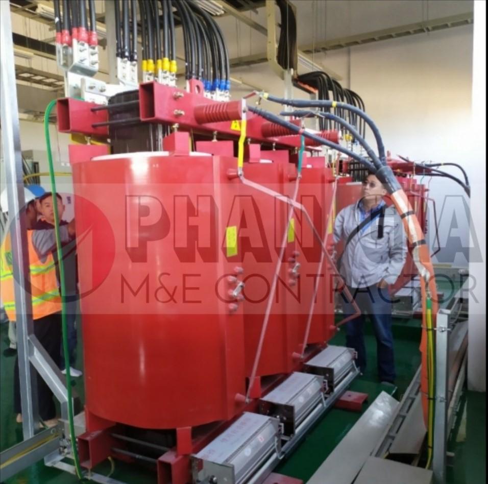 Lắp đặt hệ thống PCCC