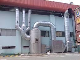 Lắp đặt hệ thống hút bụi